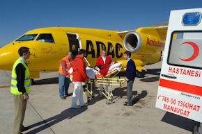 Wieder mehr kranke und verletzte Urlauber, Foto: ADAC