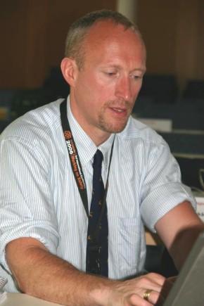 Prof. Chris Johnson