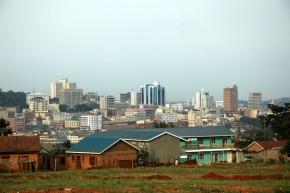 Ugandas Hauptstadt Kampala