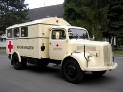 Küchenwagen DRK Niedersachsen