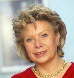 EU Medienkommissarin Viviane Reding besteht auf einen funktionierenden Notruf 112 in allen EU-Staaten. (Foto: EC)