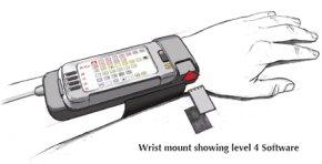 Rettungscomputer mit Dual-SIM, GPS und RFID-Leser