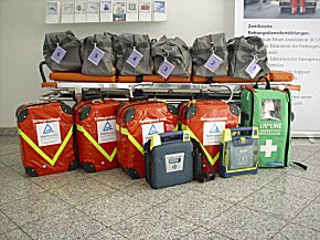 Mehr Ausrüstung für Kleingruppentraining