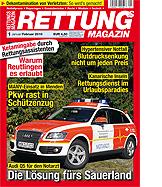 Rettungs-Magazin 1/2010