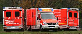 Koffer-RTW von Fahrtec für die Feuerwehr Mönchengladbach. Foto: Feuerwehr Mönchengladbach