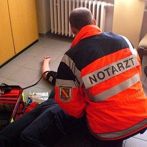Notärzte und Rettungsassistenten im Kreis Warendorf handeln nach einheitlichen Standards (Foto: Kreis Warendorf)
