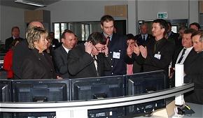 Inbetriebnahme der ILS Traunstein (Foto: ILS Transtein)