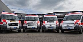 Ford verstärkt Flottengeschäft im Rettungsdienst (Foto: ampnet)
