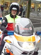 Das Ehrenamt im Bereich Rettungsdienst und Katastrophenschutz ist männlich geprägt. (Foto: Gongolsky)