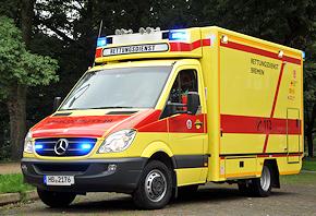 Einer von sechs neuen Fahrtec-RWT für Bremen. Foto: Michael Rüffer