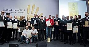 Foto der Preisträger: Hans-Joachim M. Rickel / BMI
