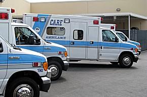 (Foto: Care Ambulance, Orange, CA)