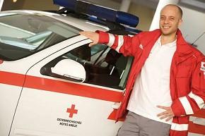 Österreich baut auf seine Zivildiener im Rettungsdienst (Foto: ÖRK)