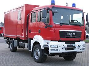 ATF Gerätewagen (Foto: BBK)