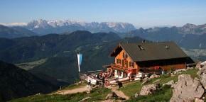 Berghütte Hochgernhaus (Foto: Schweigl)