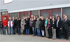Mit 28 Teilnehmern startete der erste Zertifikatslehrgang für Fachpädagogen im Gesundheitswesen im Bildungszentrum des DRK Rettungsdiensts Mittelhessen in Marburg.