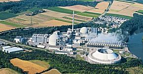 Kernkraftwerk Neckarwestheim (Foto: EnBW / Bernd Franck, Düsseldorf)