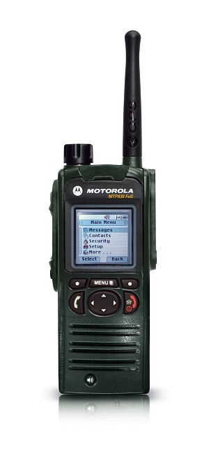 Motorola MTP830 (Foto: Motorola)