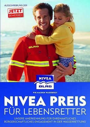 NIVEA Preis 2011
