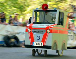 Die Rettungskiste der Leipziger Johanniter. Foto: JUH LV Sachsen