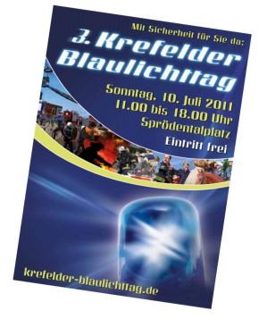 Blaulichttag Krefeld 2011