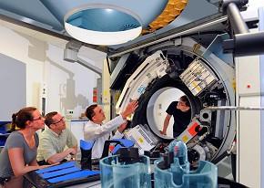 Medical Engeneering an der TU Chemnitz (Foto: TU Chemnitz/Wolfgang Thieme)