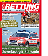 Rettungs-Magazin 4/2011