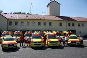 Kommunaler Rettungsdienst Mansfeld-Südharz rückt nun doch aus. (Foto: Kreis Mansfeld-Südharz)
