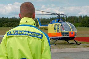 Das Rettungsdienstunternehmen KBA nimmt in Schleswig-Holstein den bundesweit zweiten NEH in Betrieb. Foto: KBA