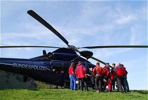 (Foto: Bergwacht Bayern)
