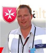Dr. Burkhard Pfaff (Foto: Malteser)