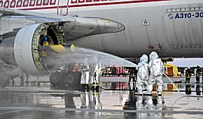 Notfallübung Lilienthal 2011 (Foto: Dresden International Airport)