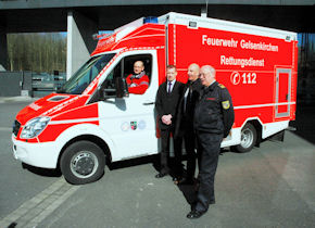 falck rettungsdienst gmbh