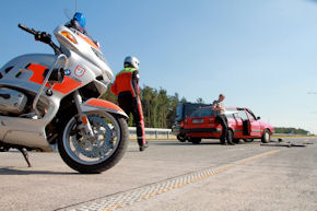 Johanniter_Stauhelfer_Motorrad