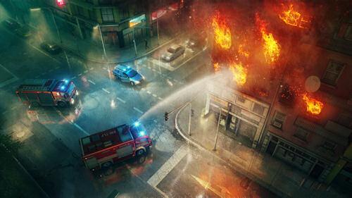 """Eines der Highlights von """"Emergency 5"""" ist der von Grund auf neu entwickelte Editor."""