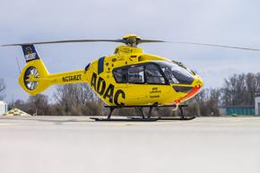 ADAC Luftrettung H135 Airbus