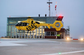 Christoph 40. Foto: ADAC Luftrettung