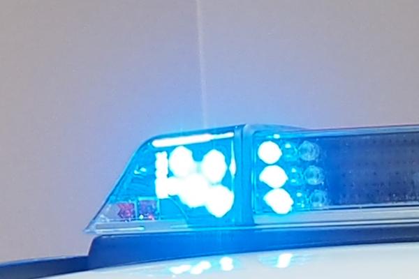 Symbolbild Blaulicht. Foto: Michael Rüffer