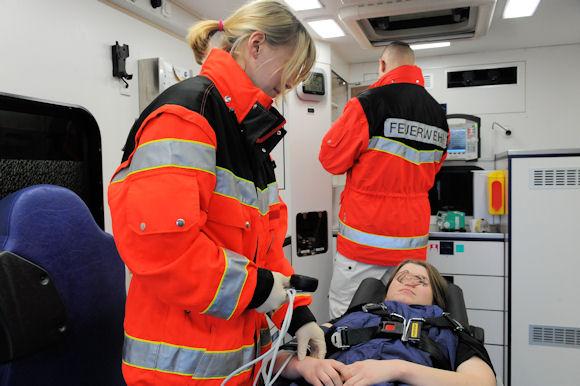 Praktikum im Rettungsdienst