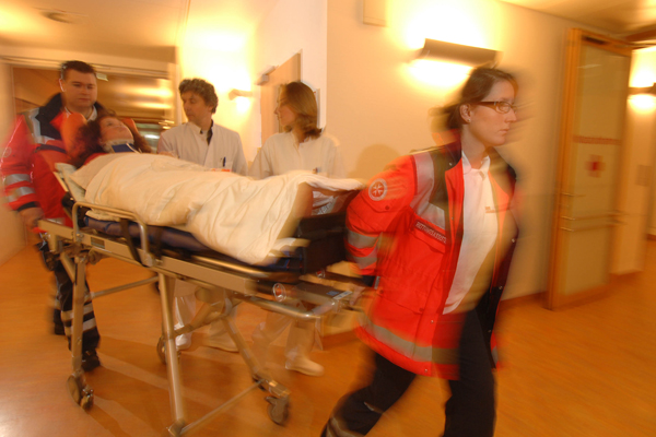 Symbolbild Notaufnahme. Foto: Techniker Krankenkasse