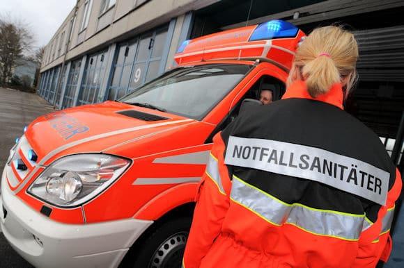 BF Stgt Rettungsdienst Feuerwehr Stuttgart, Feuerwache 5