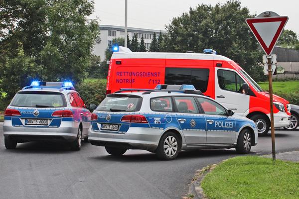 Symbolbild. Foto: Polizei Nordrhein-Westfalen / Kreis Mettmann