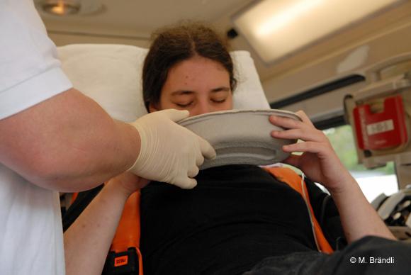 Rettungsmagazin Notfälle rund um den Darm, akutes Abdomen