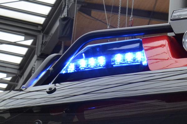 Symbolbild Blaulicht. Foto: Olaf Preuschoff