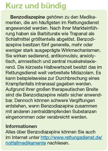 Benzodiazepin_Rettungsdienst_Medizin_Wissen_IV