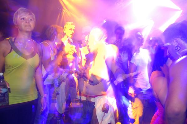 Sindelfingen, Glaspalast, Day & Night Technoevent