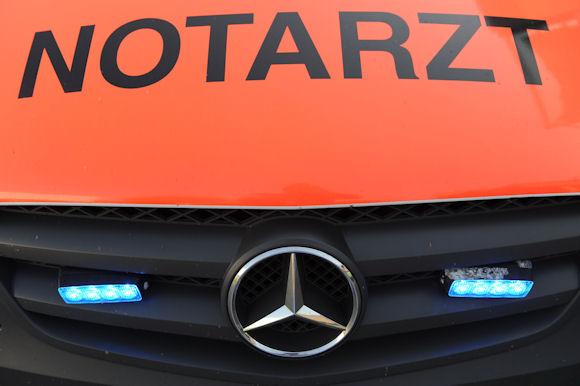 Der Streit zwischen einer Notärztin und einer RTW-Besatzung eskaliert. Symbolfoto: Markus Brändli