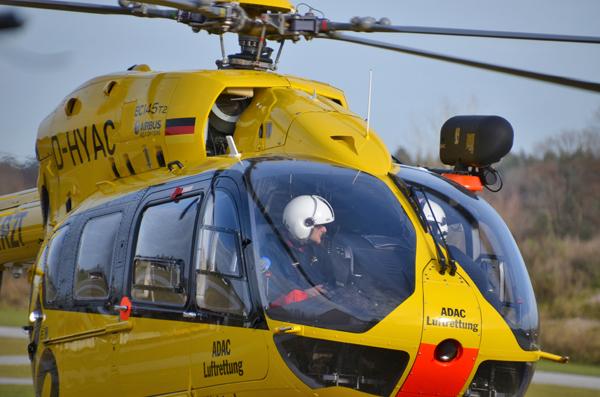 Zwischen Bayern und Österreich besteht bereits eine Kooperation in der Luftrettung. Symbolfoto: ADAC Luftrettung
