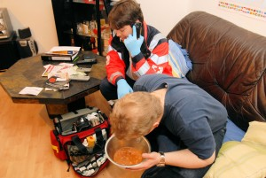 Pilzvergiftung Symptome Rettungsdienst