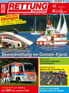 Rettungs-Magazin 6/2015